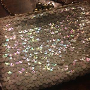 Mermaid 🧜🏻♀️ sequin purse